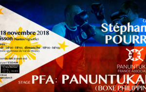 Stage club : Boxe philippine